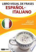 libro Libro Visual De Frases Español Italiano