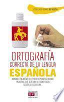libro Ortografía Correcta Del Español