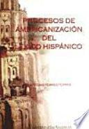 libro Procesos De Americanización Del Léxico Hispánico
