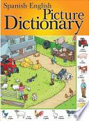 libro Spanish English Picture Dictionary
