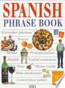 libro Spanish Phrase Book