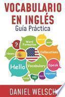 libro Vocabulario En Inglés: Guía Práctica