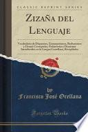 libro Zizaña Del Lenguaje