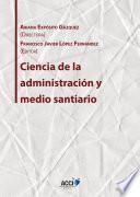 libro Ciencia De La Administración Y Medio Sanitario