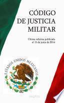 libro Código De Justicia Militar
