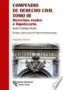 libro Compendio De Derecho Civil Tomo Iii