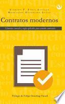 libro Contratos Modernos