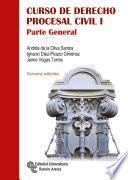 libro Curso De Derecho Procesal Civil I