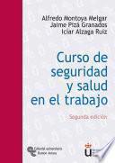 libro Curso De Seguridad Y Salud En El Trabajo