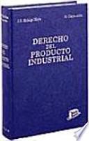 libro Derecho Del Producto Industrial