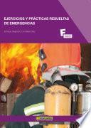 libro Ejercicios Y Prácticas Resueltas De Emergencias