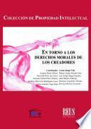 libro En Torno A Los Derechos Morales De Los Creadores