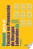 libro Manual Para El Técnico En Prevención De Riesgos Laborales