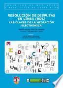 libro Resolución De Disputas En Línea (rdl)