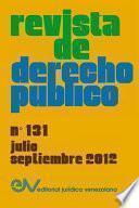 libro Revista De Derecho PÚblico (venezuela), No. 131, Julio Septiembre 2012