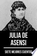 libro 7 Mejores Cuentos De Julia De Asensi
