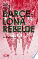 libro Barcelona Rebelde