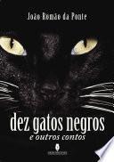 libro Dez Gatos Negros