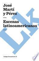 libro Escenas Latinoamericanas