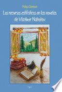 libro Los Recursos Estilísticos En Las Novelas De Vladimir Nabokov
