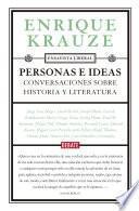libro Personas E Ideas