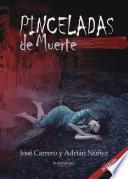 libro Pinceladas De Muerte