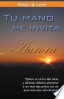 libro Tu Mano Me Invita