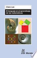 libro El Lenguaje En El Aprendizaje De Las Matemáticas