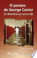 libro El Paraíso De George Cantor