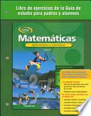 libro Mathematics: Applications And Concepts, Course 3, Spanish Parent And Student Study Guide Workbook