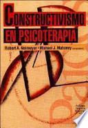 libro Constructivismo En Psicoterapia