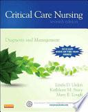 libro Critical Care Nursing,diagnosis And Management,7