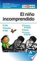 libro El NiÑo Incomprendido