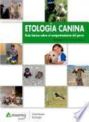 libro Etología Canina