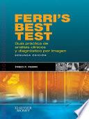 libro Ferri S Best Test. Guía Práctica De Análisis Clínicos Y Diagnóstico Por Imagen