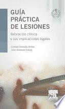 libro Guía Práctica De Lesiones + Acceso Web