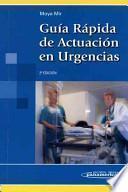 libro Guía Rápida De Actuación En Urgencias
