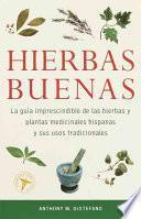 libro Hierbas Buenas