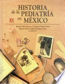 libro Historia De La Pediatría En México
