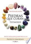libro Piedras Que Curan, Testimonios