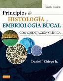 libro Principios De Histología Y Embriología Bucal