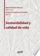 libro Sostenibilidad Y Calidad De Vida