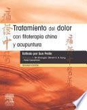 libro Tratamiento Del Dolor Con Fitoterapia China Y Acupuntura