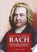 libro Bach