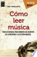 libro Cómo Leer Música