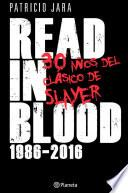 libro Read In Blood