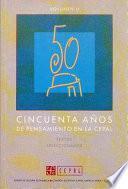 libro Cincuenta Años De Pensamiento En La Cepal