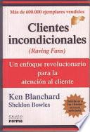 libro Clientes Incondicionales