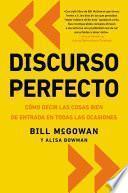 libro Discurso Perfecto