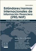 libro Estándares/normas Internacionales De Información Financiera (ifrs/niif)